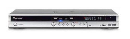 Pioneer DVR-530 H-S DVD- und Festplattenrekorder 160 GB Silber