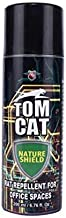 Shadow Securitronics Tom CAT No Entry Rat Repellent Spray for Home Garage Godown Highly Effective with Mask and Gloves Lasts 1 Year Leak Free Easy to Spray Nozzle 1st time in India (200 ml)