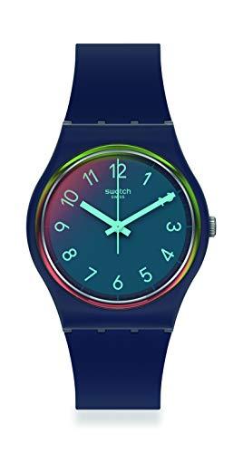 Reloj Swatch Gent GN274 LA Night Blue
