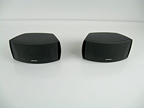 Fantastic Deal! Bose 3-2-1 or Cinemate Home Theater Satellite Speakers Graphite 321