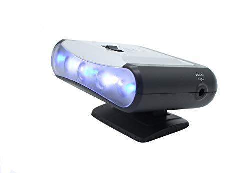 TV-Simulator, Fake-TV, Einbrecher Abschreckung mit Dämmerungssensor