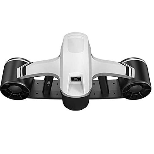 WMB Vida de 30 Minutos del Equipo Marino Equipo de Buceo de Alta tecnología de Doble Velocidad Profesional Atención al Aire Libre de Buceo bajo el Agua,B