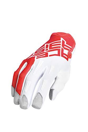 Gants MX x-p Rouge/Blanc XXL
