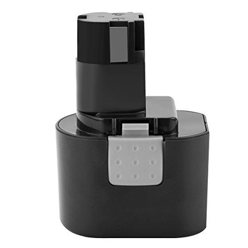Shentec 7.2V 4000mAh 大容量 ニッケル水素 (Ni-MH) バッテリー 互換性のある RYOBI リョービ BD-710 BD-715 BD-70 BD-72 6404651 6406501 6407031