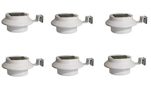 Benelando® LED Solar-Dachrinnenleuchten in verschiedenen Sets (6)