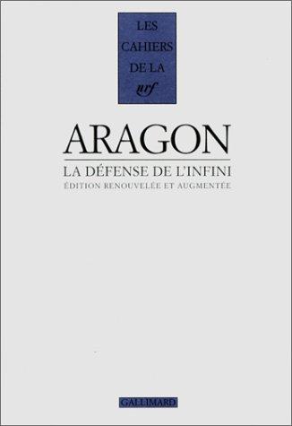 La Défense de l'infini, édition revue et augmentée