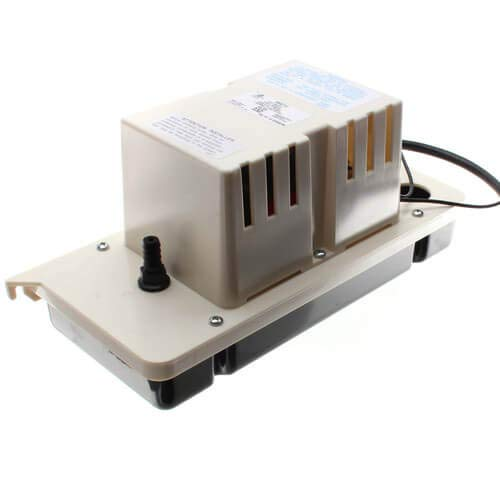 Little Giant VCC-20ULS, 80 GPH, 230 V Automatic Condensate Removal Pump w/Safety Switch