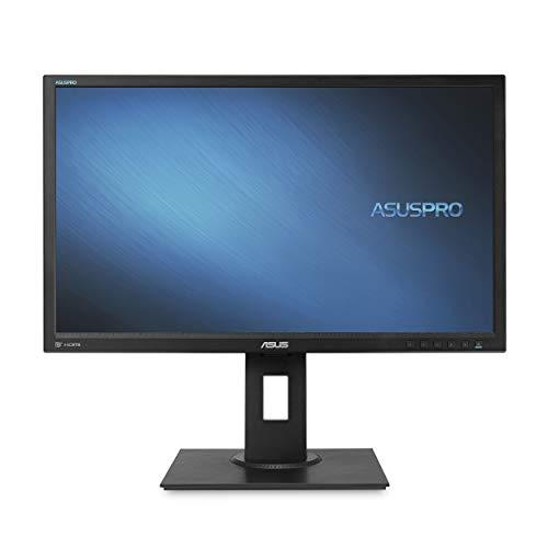 ASUS PRO C624AQH 23.8' Full HD 1920x1080 IPS DP HDMI DVI VGA Ergonomic Back-lit LED Monitor