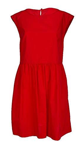 WOOLRICH Luxury Fashion Donna WWDR0041FRUT15095405 Rosso Cotone Vestito | Primavera-Estate 20