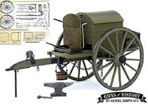 MODEL EXPO Guns of History Civil War Battery Forge 1 16 Scale by Guns of History bois & Metal Kit American Civil War Battery Forge