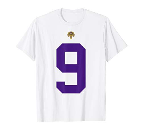 Number 9 Burreaux Jersey T-Shirt