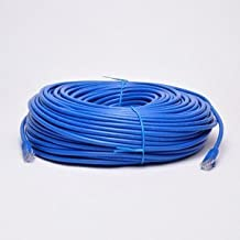 UbiGear 200ft Blue RJ45 CAT6 Ethernet LAN Network...