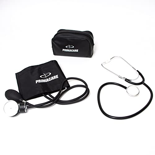 Primacare DS-9197-BK Professional Classic Series Manual Adult size Blood...
