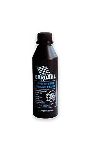 Bardahl Liquido freni 250ml dot4