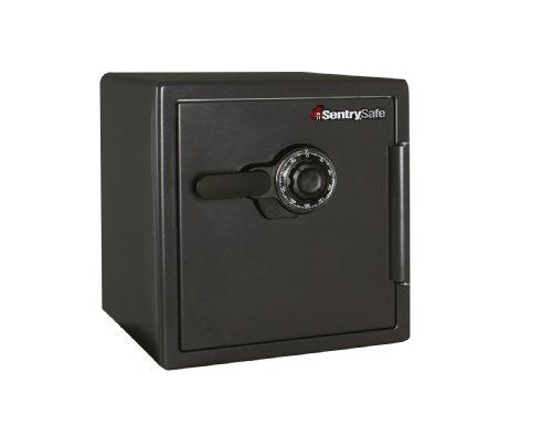 SentrySafe Fire Safe, Extra Large Combination Safe, 1.23 Cubic Feet,...