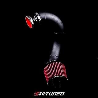 K-Tuned Driver side Ram Air Intake Black w/V-Stack Combo for K-Swap EG/DC2