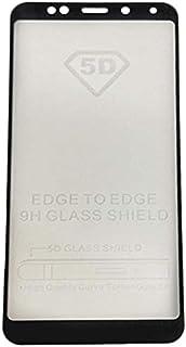 5D Glass Screen Protector 9H Glass Shield For Xiaomi Redmi 5 Plus - Black