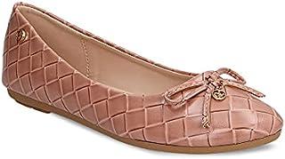 حذاء باليرينا للنساء من ديجافو، لون بينك، مقاس 40