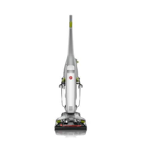 Hoover FloorMate Deluxe Hard Floor Cleaner, Wet Dry Vacuum, FH40160PC, Silver
