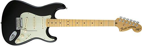 Fender エレキギター The Edge Strat®, Maple Fingerboard, Black