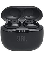 JBL T120 TWS Kablosuz Kulak İçi Bluetooth Kulaklık – Siyah