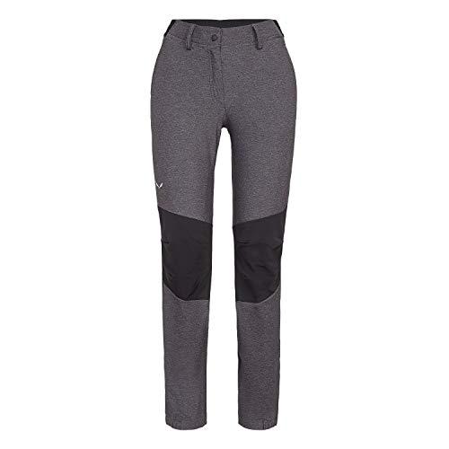 Salewa PUEZ MISURINA Dry W Pantalon Femme Black Out FR : S (Taille Fabricant : 42/36)