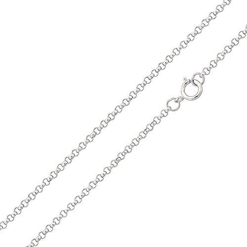 Parnika Silver Chain for Women (Silver)
