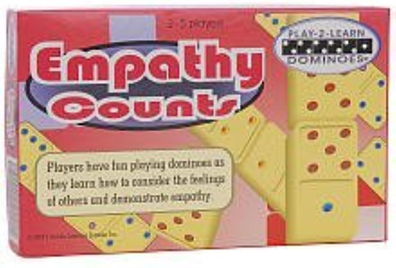 buen precio Jugar-2-Learn Dominoes  Empathy Empathy Empathy Counts by Jugar-2-Learn Dominoes  Esperando por ti