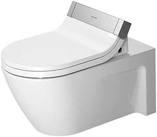 Duravit 2533590092 Starck 2 Toilet Wall-Mounted Washdown Model