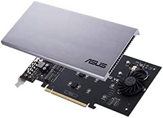 ASUS Hyper M.2 x16 Card v2 4 x M.2 Socket 3