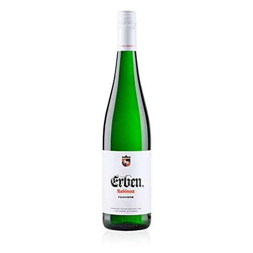 Erben Kabinett Feinherb – Weißwein aus Deutschland – Prädikatswein (1 x 0.75 l)