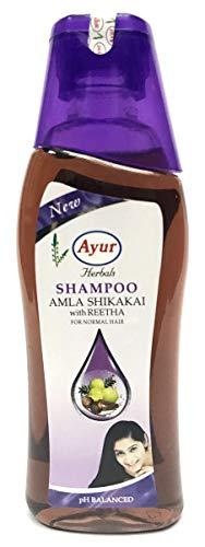Ayur Amla Shikakai Shampoo 200 ml