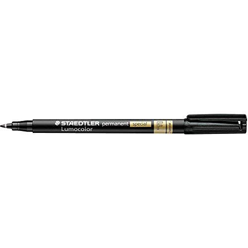 Staedtler Lumocolor 319 especial Permanente Negro Pen