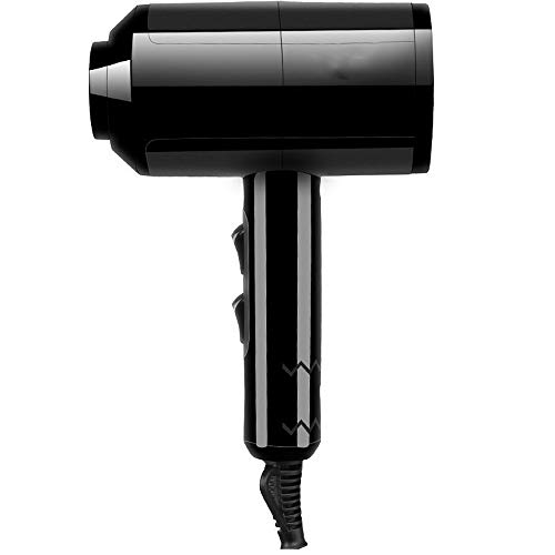 SUNWIND Ion Hair Dryer, Compact Professional Hair Dryer, with 2 Speed And 3 Heat Settings, Ion Hair Salon Female Hair Dryer with Diffuser And Concentrator, for Curling And Straightening Hair