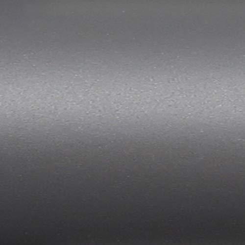 TipTopCarbon 6,45€/m² Möbelfolie Dunkel-Grau Matt Klebefolie 5m x 62cm selbstklebende Plotterfolie matte