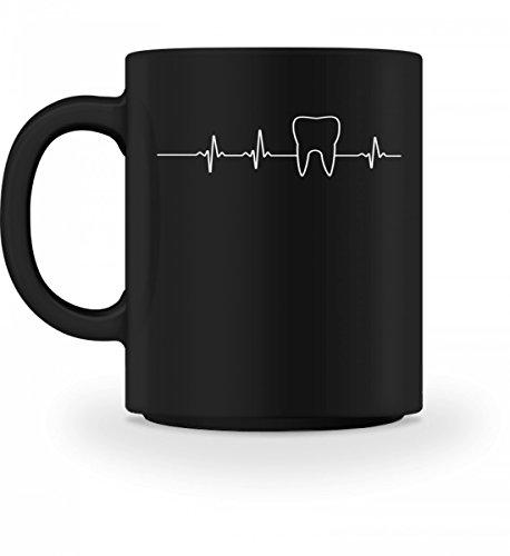 Chorchester Herzschlag Zahn Zahnarzt Zahnmedizin - Tasse