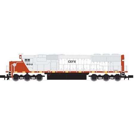 N SD60 with DCC, CEFX #6016