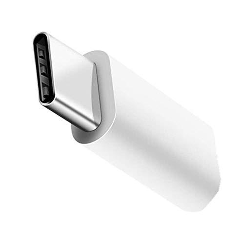 Cosanter 3 Stück USB 3.1 USB-C Adapter auf Micro USB Adapter verwandelt USB Type-C Input in Micro-USB für USB para OnePlus DOS / 12 '' MacBook/Nexus 6P 5X