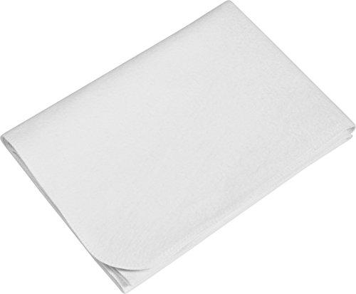 Playshoes Molton - Protector de colchón (50 x 90 cm)