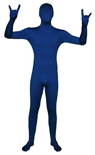 Leikese Sporting Goods Catsuit Ganzkörperkostüm in Blau Größe: S