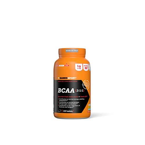 Named Sport Bcaa Advanced 2:1:1 - 300Cpr - 345 Gr