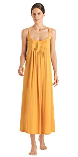 Hanro Damen Juliet Chemise Nachthemd, Strahlendes Gelb, Small
