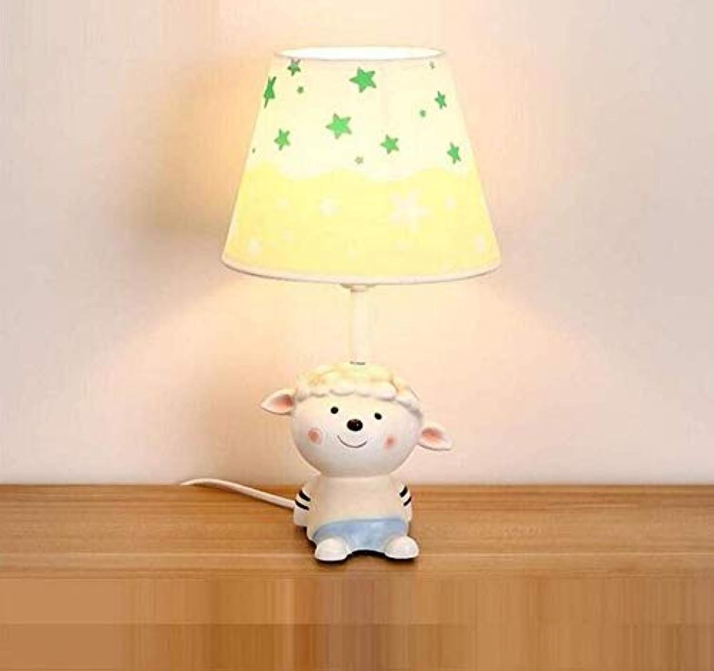 Edison Retro Kronleuchter Tier Tischlampe Kinder Tischlampe Jungen Und Mdchen Schlafzimmer Nachttischlampe Kinderzimmer Lampe