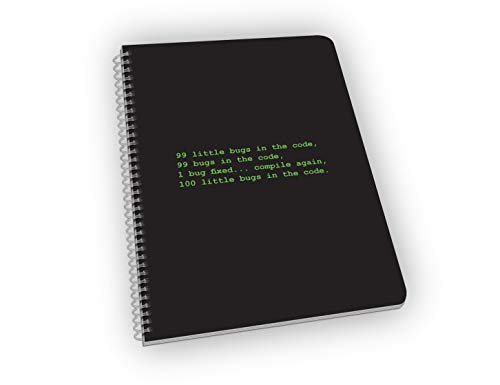 99 Little Bugs Notebook For Coders