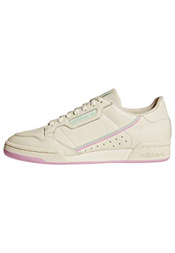 adidas Continental 80 Shoes Men's, White, Size 10