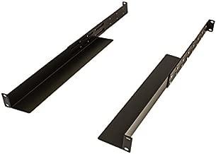 NavePoint Universal 1U Rack Mount 4-Post Shelf Rail Dell Compaq IBM HP APC - 33.5 Inches deep