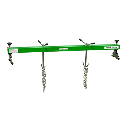 OEM TOOLS 24950 1100 Lb. Engine Support | Engine Hoist for Home Garages & Mechanics | Keeps Engine Stable & Lifted While You Work on Subframe, Transmission, More | Two Engine Lift Chains Included