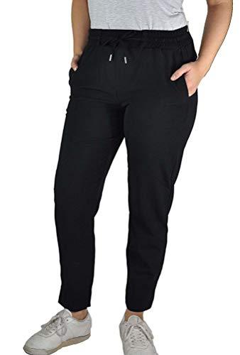 SOYACONCEPT - Damen Hose in der Farbe schwarz, SC-Saya 1 (19206), Größe:XS, Soyakoncept Farbe:Black (9999)