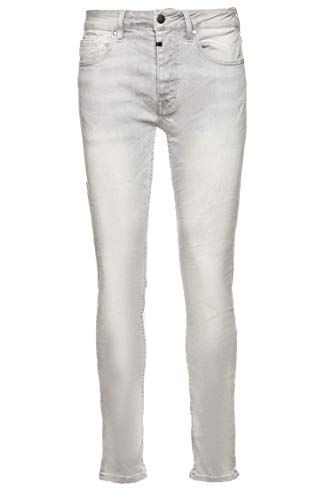 Tigha Herren Jeans Morty 9372 Grau 36/32