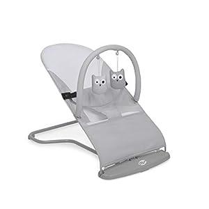 Hamaca Para Bebé Lullaby - Plegable Y Portatil 2 En 1 Mecedora Y Silla